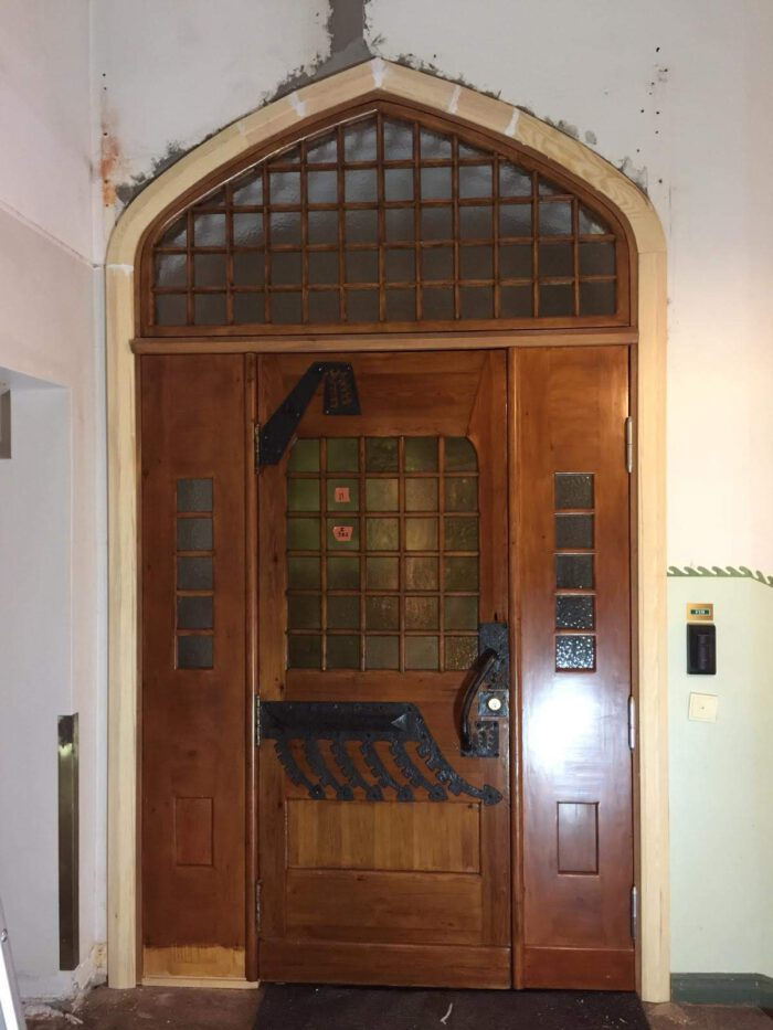 kopioitujen ovien asennus (2)